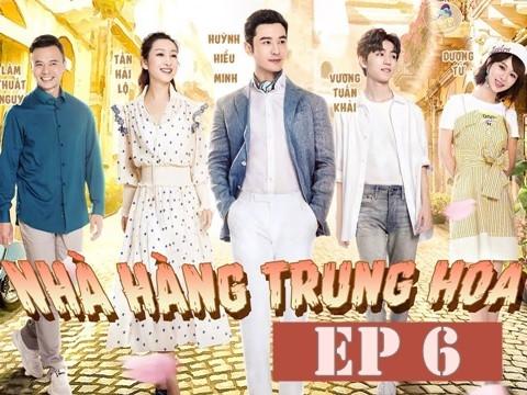 Nhà Hàng Trung Hoa mùa 3 - Tập 6 (P2/3)