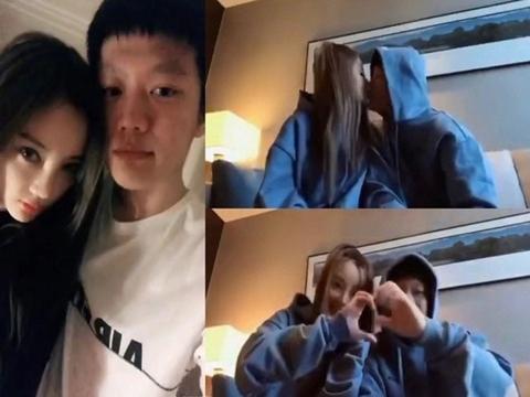 SỐC: Lộ clip Lý Tiểu Lộ ôm hôn nhân tình kém 13 tuổi