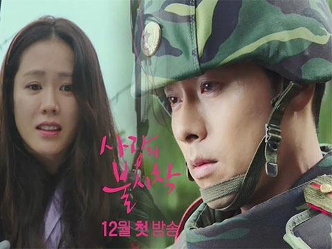 Hyun Bin và 'chị đẹp' Son Ye Jin đóng ngôn tình quân nhân và nữ tài phiệt