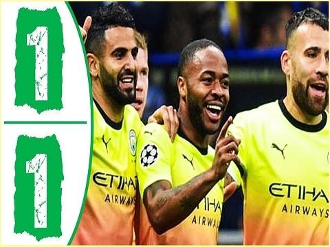 Atalanta 1-1 Man City: Chơi thiếu người, Man City hòa may mắn