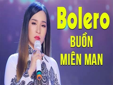 Liên Khúc Nhạc Vàng Bolero Buồn Miên Man