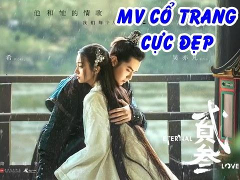Fan suýt xoa khen nức nở với MV cổ trang ca nhạc mới của Ngô Diệc Phàm