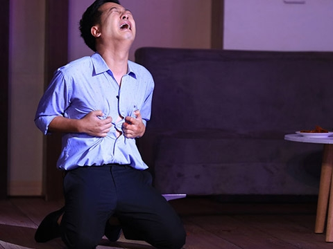 Hài Trường Giang: Nhà có ma