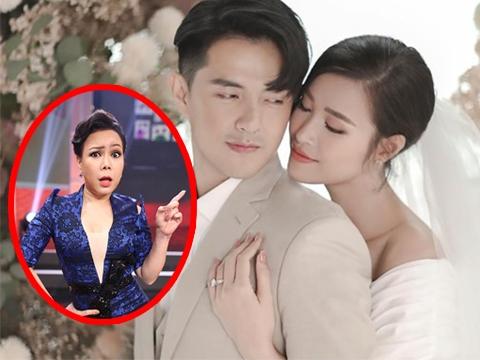 Lộ clip: Việt Hương tranh thủ PR cho phim khi đi đám cưới Đông Nhi - Cao Thắng