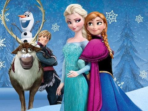 'Let It Go' - Nhạc phim 'Nữ Hoàng Băng Giá' mê hoặc trẻ em toàn cầu