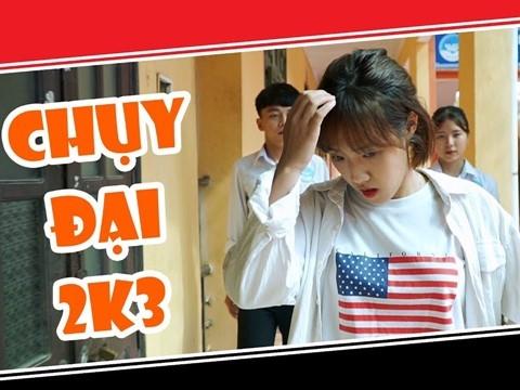 [NHẠC CHẾ] - Chụy Đại 2K3 (Đại Ca 2K4 Phần 2) - Tuna Lee Parody