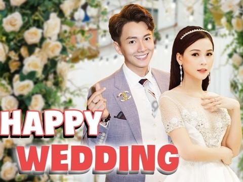 """Sam và Ngô Kiến Huy bất ngờ """"tổ chức đám cưới"""" siêu ngọt ngào"""