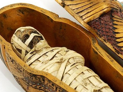 Phát hiện khảo cổ lớn nhất' hơn 100 năm qua tại Ai Cập