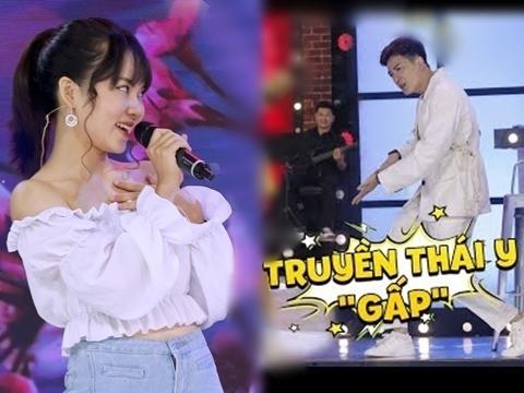 Hot girl cover ''Truyền thái y'' khiến Bắp Ngô Kiến Huy ''giật'' điên đảo