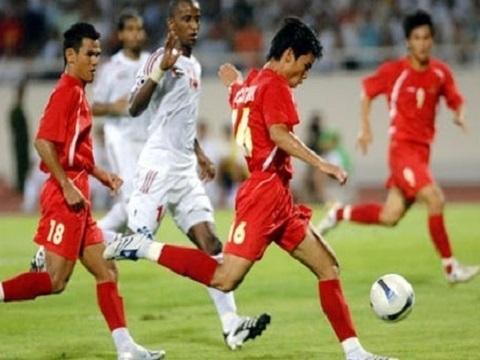 ĐT Việt Nam từng thắng UAE tại Mỹ Đình như thế nào?