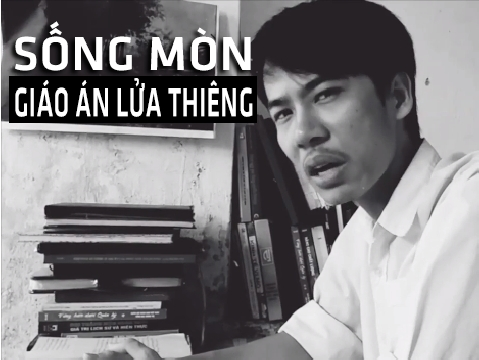 1977 Vlog - SỐNG MÒN - GIÁO ÁN LỬA THIÊNG