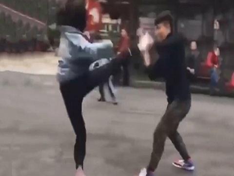 Khi các cặp đôi là cao thủ võ lâm giận nhau