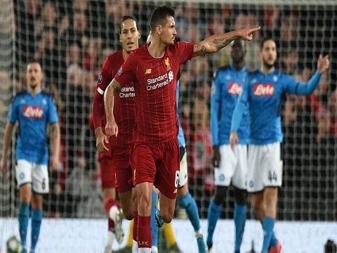 Liverpool 1-1 Napoli: ĐKVĐ chưa thể giành vé đi tiếp!