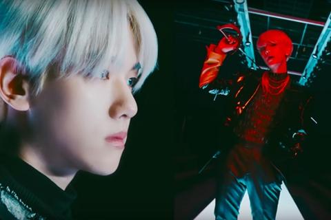 EXO tung MV mới nghẹt thở, nhuốm màu kinh dị