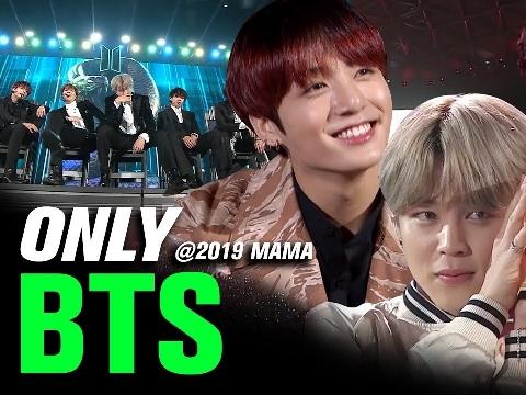 [MMA 2019] BTS trình diễn cực đã tai trước khi ''nuốt trọn'' Daesang
