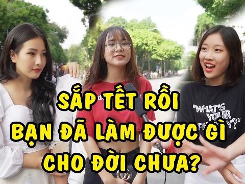 Sắp đến Tết rồi, giới trẻ Việt đã làm được gì cho đời?