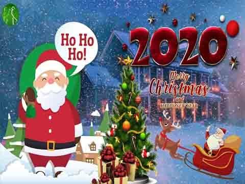 NHẠC NOEL SÔI ĐỘNG 2020 - LK Nhạc Giáng Sinh Đón Năm Mới 2020