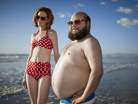 Đàn ông béo phì nên ''yêu'' thế nào?
