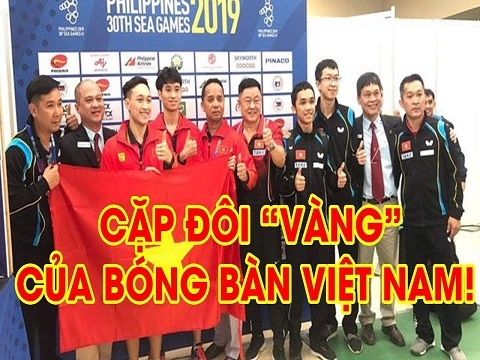 Bóng bàn Việt Nam và tấm HCV Sea Games 30 lịch sử sau 10 năm