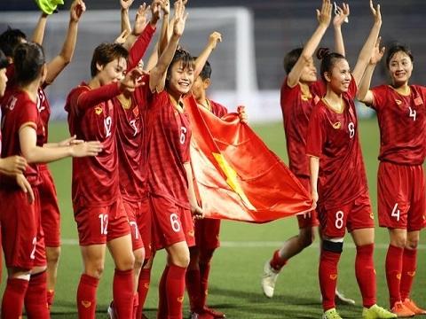 Ấn tượng SEA Games 30 ngày 8/12: 'Mưa vàng' điền kinh, bóng đá nữ hạ gục Thái Lan
