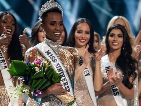 Người đẹp Nam Phi đăng quang 'Miss Universe 2019'