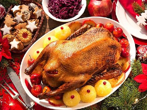 Giáng sinh ăn gì?