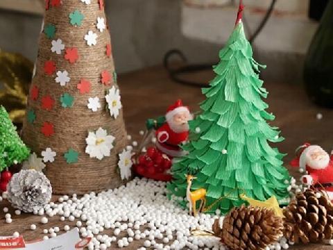 20 món đồ thủ công cực dễ thương cho mùa Noel