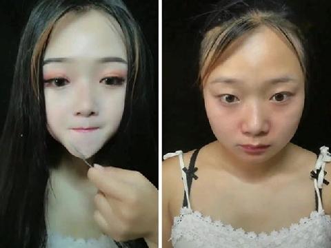 Muốn biết make up thần thánh như thế nào - hãy xem video này!