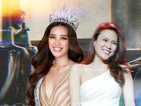 Hoa hậu Khánh Vân khoe giọng hay không kém Mỹ Tâm