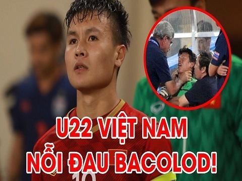 """U22 Việt Nam với sứ mệnh xua tan """"Nỗi đau Bacolod"""""""
