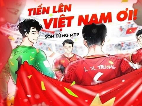Tiến Lên Việt Nam Ơi - Sơn Tùng MTP