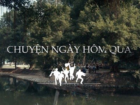 Chuyện Ngày Hôm Qua - Khắc Việt ft Trà My Idol