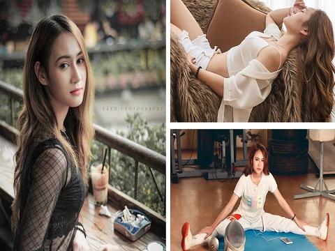 Nữ kiếm thủ giành huy chương bạc cho Việt Nam xinh như hoa hậu