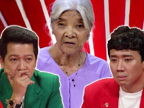 Trường Giang, Trấn Thành rơi nước mắt vì ''thánh chửi'' 75 tuổi