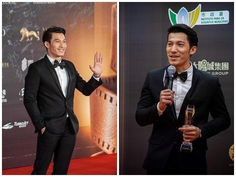 Liên Bỉnh Phát nhận giải 'Ngôi sao châu Á mới 2019'