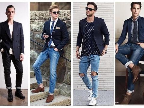7 cách phối đồ đẹp cho nam giới khi xuống phố