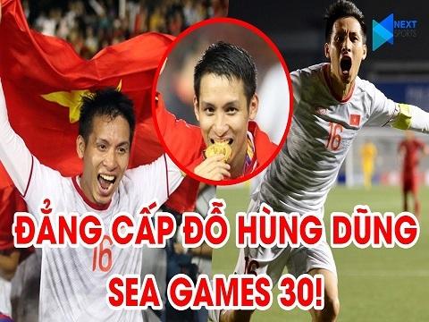 Đỗ Hùng Dũng và những pha bóng đẳng cấp tại SEA Games 30