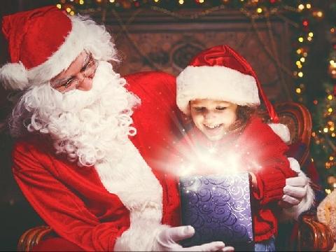Nếu bạn là ông già Noel