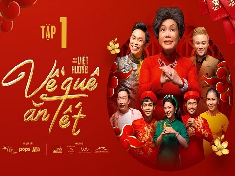 Hài Việt Hương 2020: VỀ QUÊ ĂN TẾT - TẬP 1