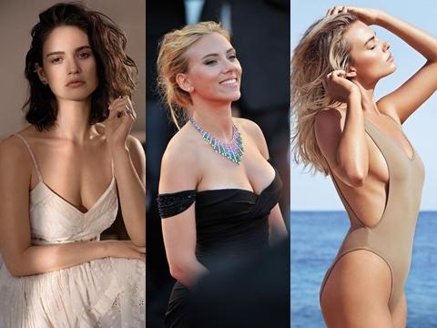 Những mỹ nhân sexy nhất màn ảnh thế giới năm 2019
