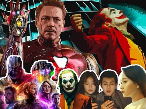 Top 10 Cột Mốc Đáng Nhớ Trong Điện Ảnh 2019