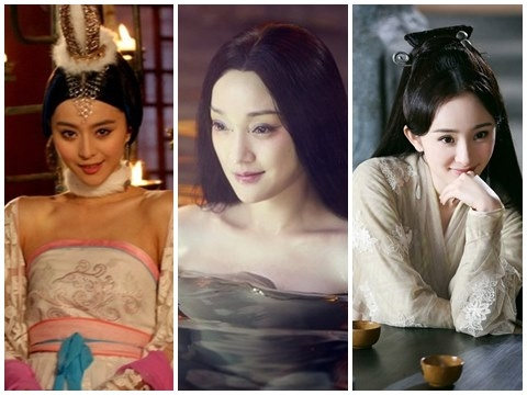 7 Cửu Vỹ Hồ ma mị nhất màn ảnh Hoa Ngữ