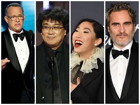 4 khoảnh khắc đáng nhớ nhất trong lễ trao giải Quả Cầu Vàng 2020
