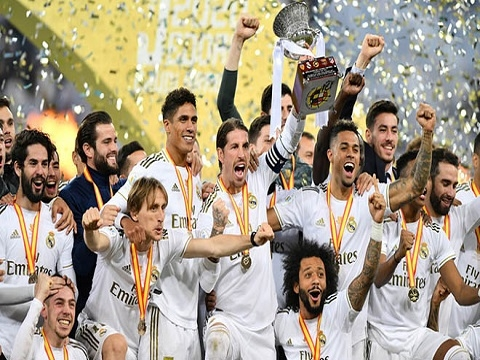 Real Madrid 0-0 (pen 4-1) Atletico: Thắng đấu súng, Real giành Siêu cúp Tây Ban Nha