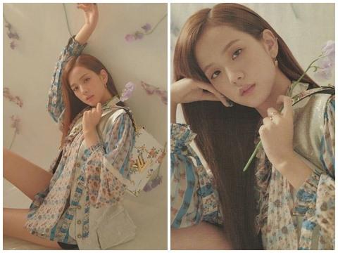 Jisoo (BLACKPINK) khiến thiên hạ xao xuyến với clip ngọt ngào lụi tim
