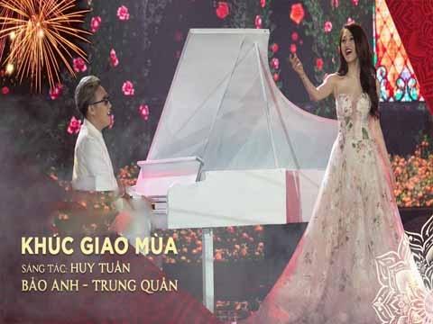Khúc Giao Mùa - Bảo Anh, Trung Quân Idol