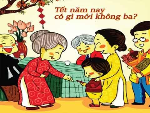 Tết Năm Nay Có Gì Mới Không Ba - Nguyễn Phương Thanh