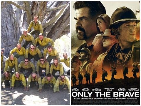 'Only The Brave': Khúc tráng ca về những người lính cứu hỏa