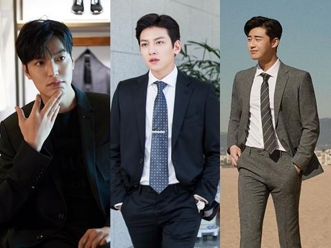 Soái ca xứ Hàn mặc vest gây 'u mê' cực mạnh!