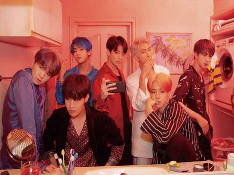 BTS đánh úp fan bằng bằng MV cực dị, phá kỉ lục iTunes sau 24h